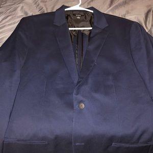 Men's  blue alfani xl sport coat
